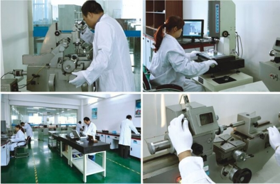 电磁学计量检测室