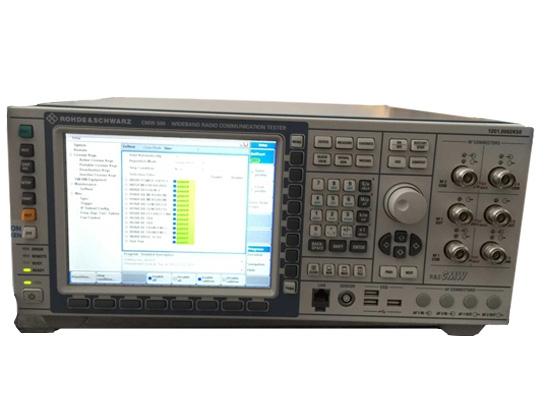 无线电仪器校准